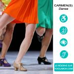Carmen au théâtre national de chaillot