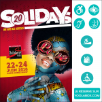 Festival Solidays du 22 au 24 juin