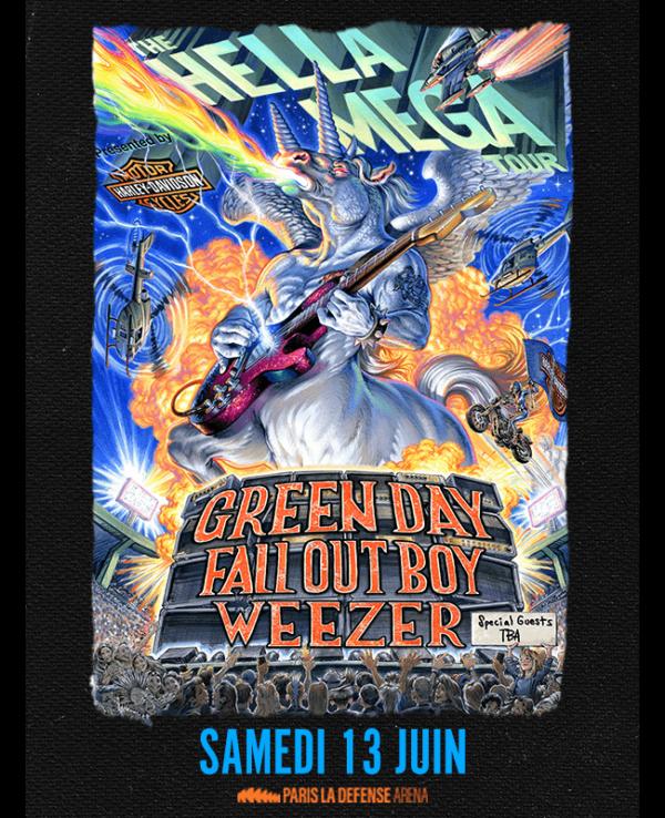 the hella mega tour