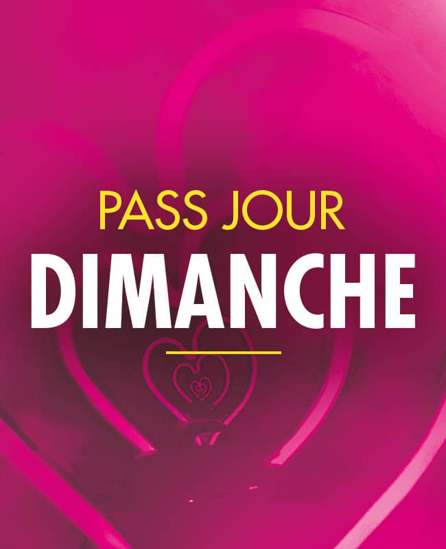 Pass dimanche Solidays 2020