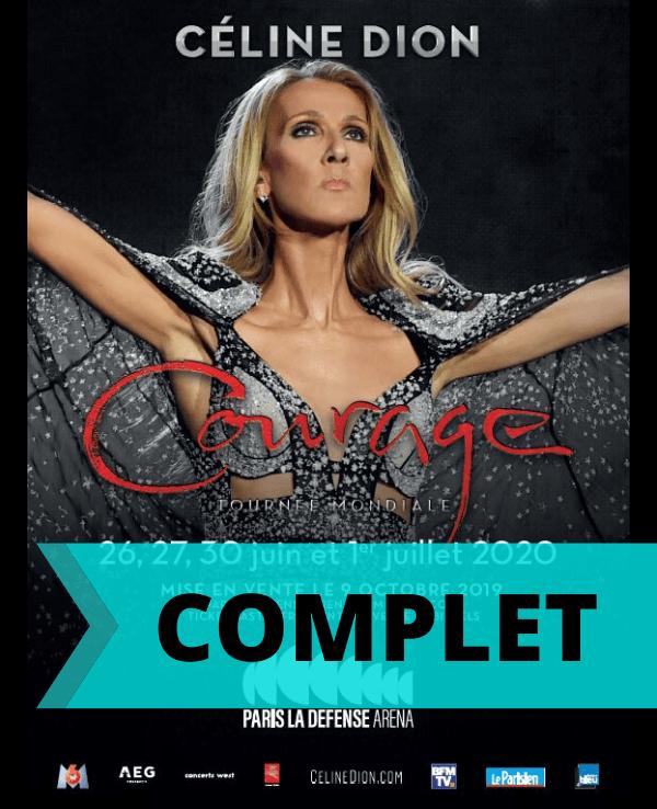 COMPLET - Céline Dion