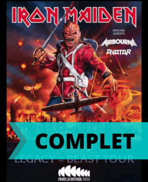 COMPLET Iron Maiden