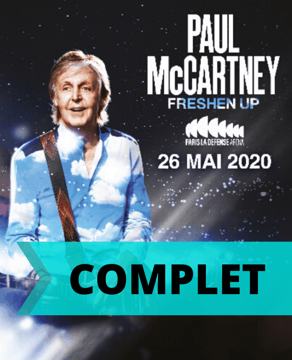 COMPLET Paul McCartney