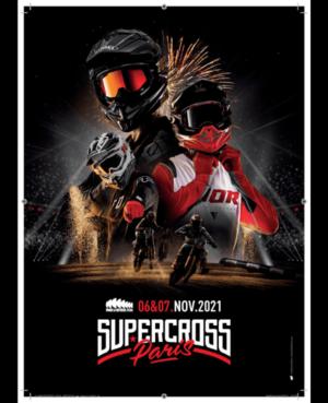 Supercross 2021 paris la défense arena