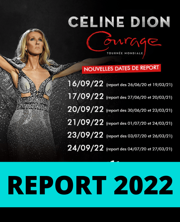 report 2 Celine Dion 2022