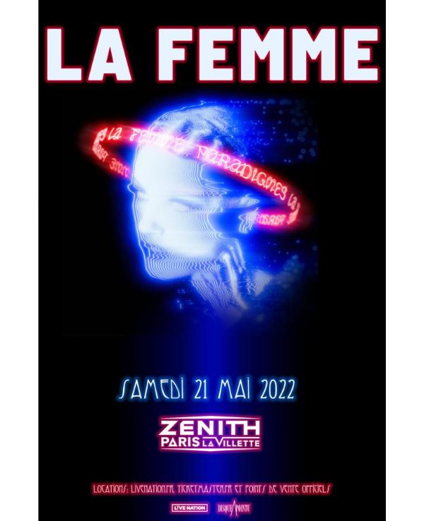 la femme - zenith 2022