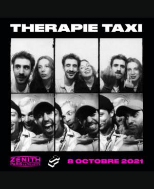 Concert Zenith Paris Thérapie Taxi