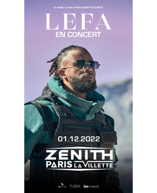 LEFA 2022 Zénith Paris