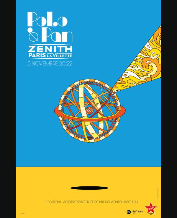 POLO & PAN 2022 Zénith Paris