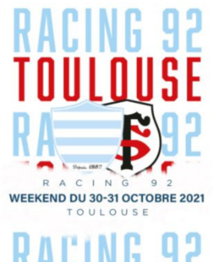 racing 92 toulouse 30 31 oct 2021